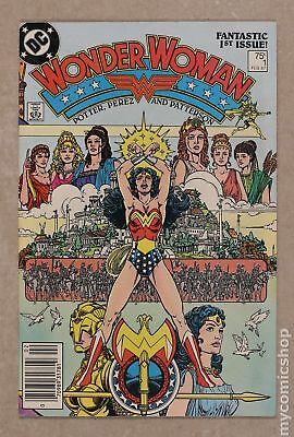 Wonder Woman (2nd Series) 1A 1987 VF 8.0