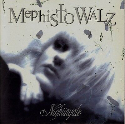 "MEPHISTO WALZ Nightingale - 7"" / White Vinyl - Limited 500"