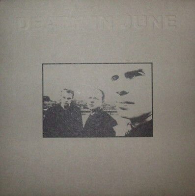 "DEATH IN JUNE Some Of Our Best Friends - 7"" - Ltd. 600 yellow Vinyl"