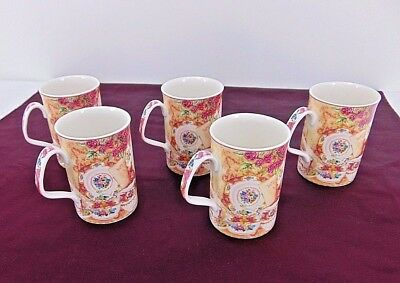Royal Albert BONE CHINA Lady Carlyle Afternoon Tea Collection- Philippa Mitchell
