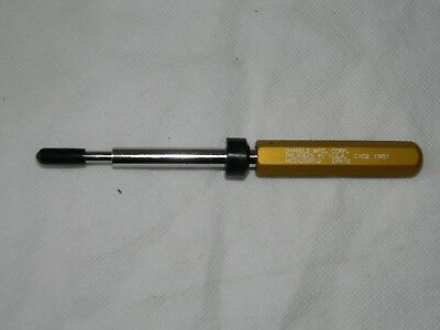 DMC Daniels Manufacturing Contact Removal Tool, P/No. MS24256R12 DRK12 [W3C]
