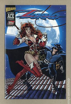 Zorro Wizard Ace Edition #5 1996 VF+ 8.5