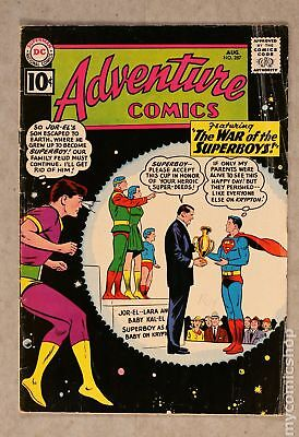 Adventure Comics (1st Series) #287 1961 GD/VG 3.0