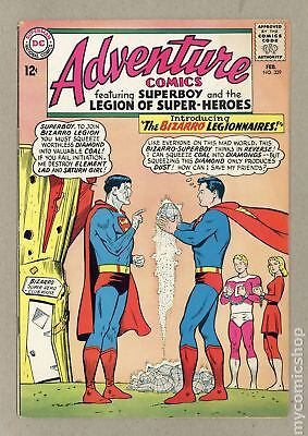 Adventure Comics (1st Series) #329 1965 VG 4.0