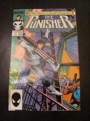 Marvel The Punisher #1 Comic Book First Issue #TW