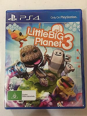 Littlebigplanet Ps4 Game