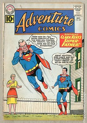 Adventure Comics (1st Series) #289 1961 VG- 3.5