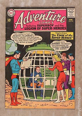 Adventure Comics (1st Series) #321 1964 VG 4.0