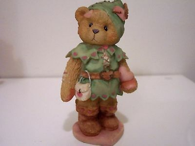 1995 Cherished Teddies 156434 'Robin' You Steal My Heart Away-Rare