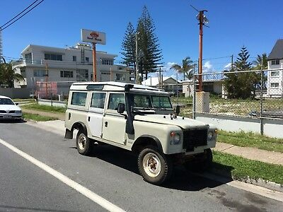 Land Rover series 3 stage 1 109