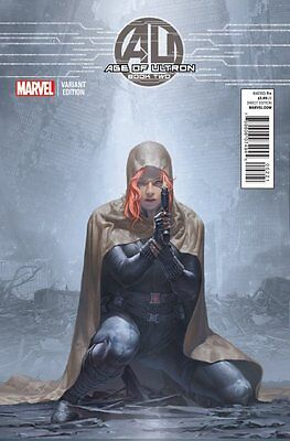 Age of Ultron #2 1:50 1-50 1 for 50 1 in 50 Jung-Geun Yoon variant Marvel Comics