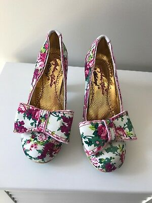 Stunning Irregular Choice Shoes