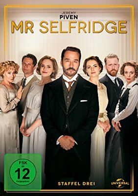 Mr. Selfridge - Staffel 3 [3 DVDs] | DVD | gebraucht