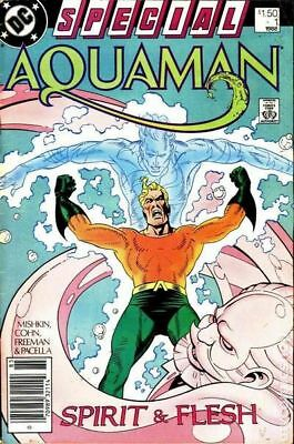 Aquaman Special ($1.50 cover) #1 1988 FN Stock Image