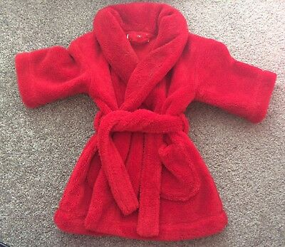 12-18 Months White Company Dressing Gown