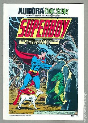 Aurora Comic Scenes Superboy #186 1974 NM- 9.2