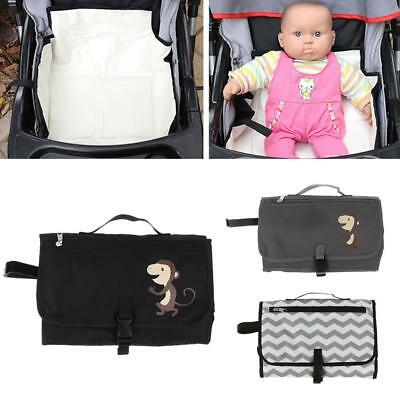 Baby Portable Changing Pad Diaper Changing Station Travel Diapering Kits