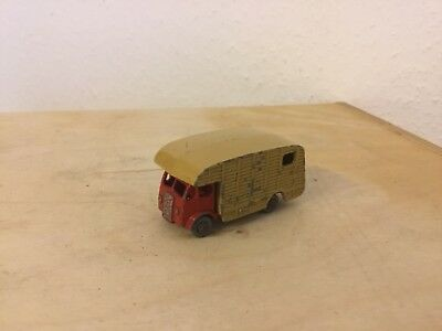 Marshall Horsebox MK 7  Lesney Matchbox No.35 Konvolut More here weitere hier !