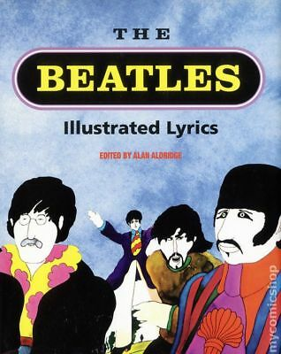 Beatles Illustrated Lyrics HC (Black Dog and Leventhal) #1-REP 2005 VF