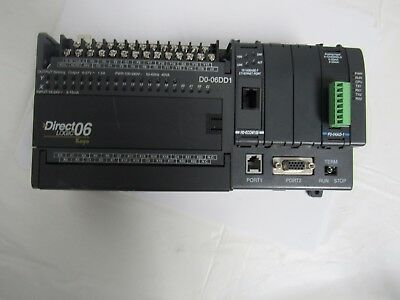 Automation Direct D0-06Dd1 Direct Logic 06