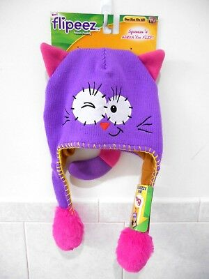 Flipeez Peek - A - Boo Kitty One Size Fits All