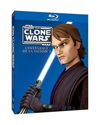 Blu-ray Star Wars - The Clone Wars - Saison 3 - Dave Filoni,Kyle Dunlevy