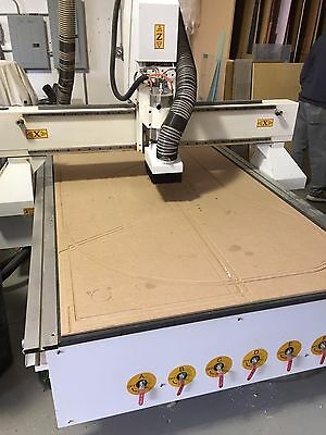 4x8 CNC Router Heavy Duty- Special Reduced Cost