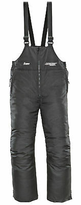 Rocket Snow Gear Mens Black Storm Insulated Snowmobile Bibs Pants Snocross