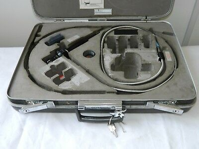 Olympus IF Fiberscope Type 6D3-15 Comes In Case [3R8A]