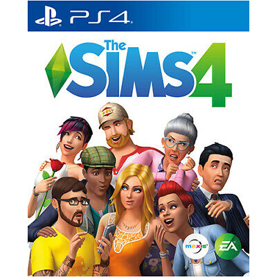 Videogioco Electronic Arts The sims 4 Ps4 1051215