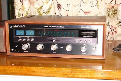 MARANTZ MODEL 2238 -ohne B- Stereo Receiver 2238 Stereophonic Receiver