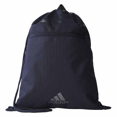 Adidas 3 Stripes Performance Gymbag One Size Legend Ink   Legend Ink   Grey Four