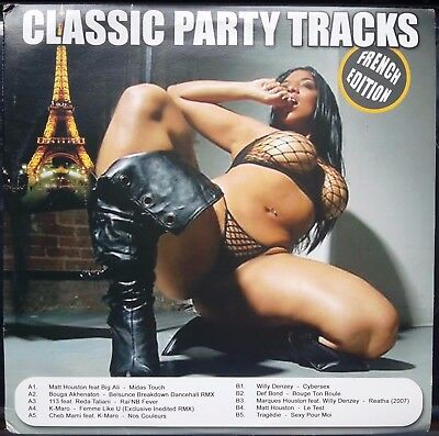 Classic Party Tracks - French Edition - 12""