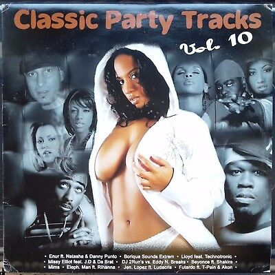 Classic Party Tracks - Vol. 10 / 12""