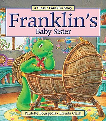 BRAND NEW! LOT OF 10 Franklin's Baby Sister Paperback