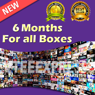 New! Cccam 6Clines Full HD For all Boxes | 6 Months