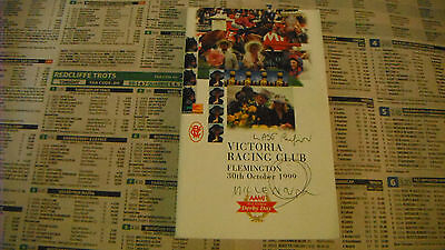 1999 Derby Day Race Book