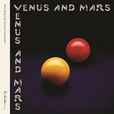 Paul McCartney & Wings - Venus And Mars [New CD]