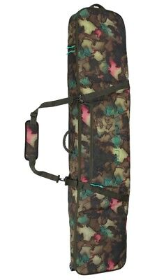 Burton Wheelie Gig Bag 2018 Cover in Tea Camo Print
