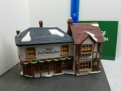 The Old Curiosity Shop Dept. 56 Dickens Village Collection.