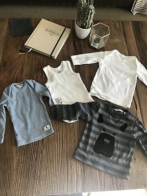 Country Road And Bonds Newborn Baby Tops