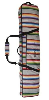 Burton Wheelie Gig Bag 2018 Cover in Bright Sinola Stripe