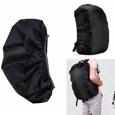 Waterproof Dust Rain Cover For Travel Camping Outdoor Backpack Rucksack Bag S/XL