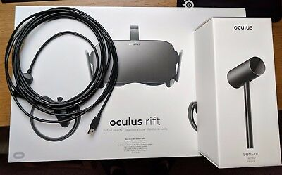 Oculus Rift Touch Bundle + 3rd Sensor - Full roomscale