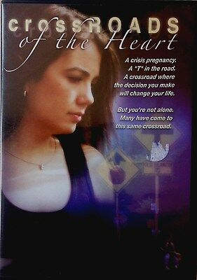 Crossroads of the Heart Educational Video (2006, DVD)