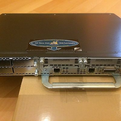 Cisco 3600 Modular router loaded, CCNA LAB VOIP