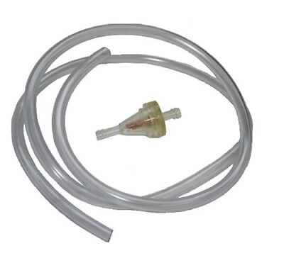 FUEL FEED PIPE FUEL FILTER SET FOR 4-Takt China Scooter Rex RS 450 50