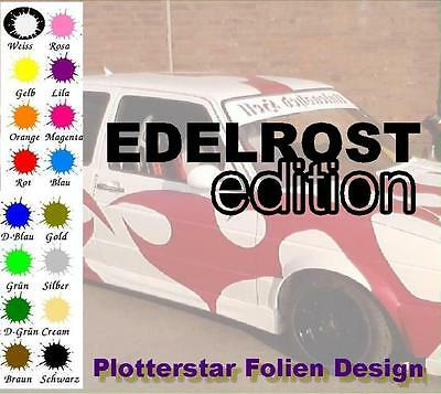 Edelrost Old School JDM Sticker Aufkleber OEM Power fun like Shocker Winter