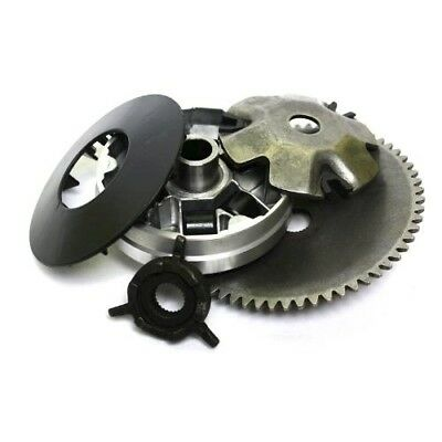 Variomatic incl. Pulley Complete for AGM GMX550 25 BS 4T Deluxe 50 cc NEW