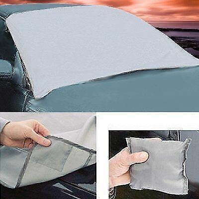 Magnetic Windscreen Cover Frost Ice Shield Snow Dust Protector Sun Shade for CAR